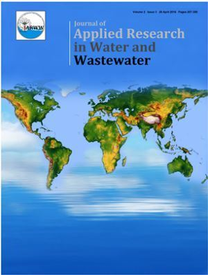 Journal of Applied Research in Water and Wastewater